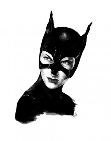 catwoman by mosar nesi